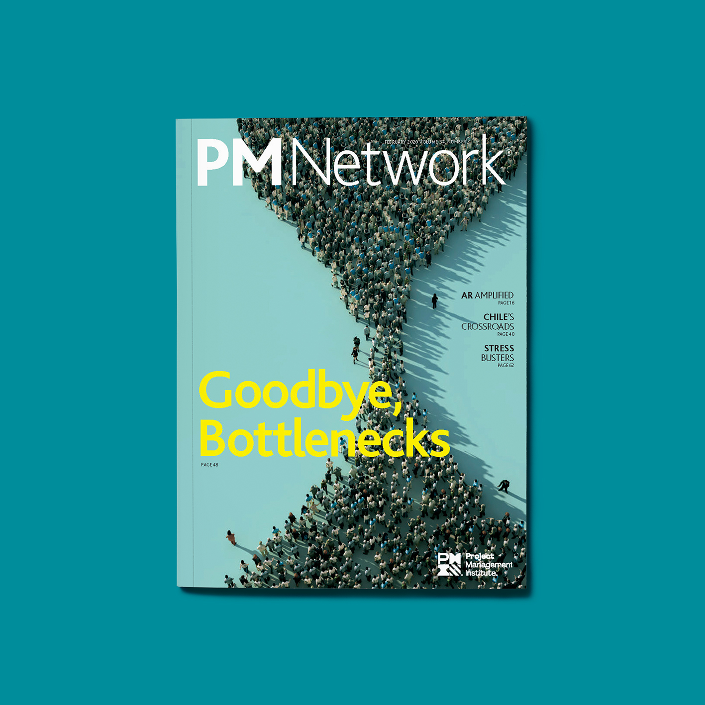 Daniel Diosdado: Banishing Bottlenecks. PM Network