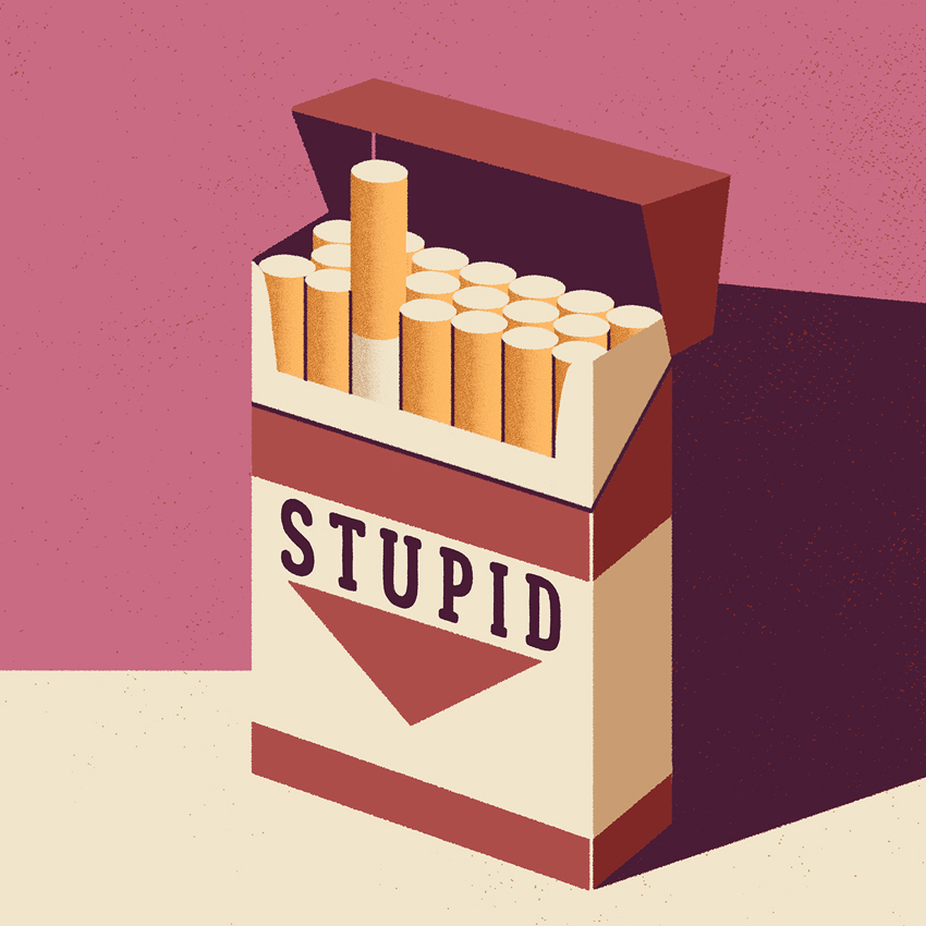 Daniel Diosdado: Stupid