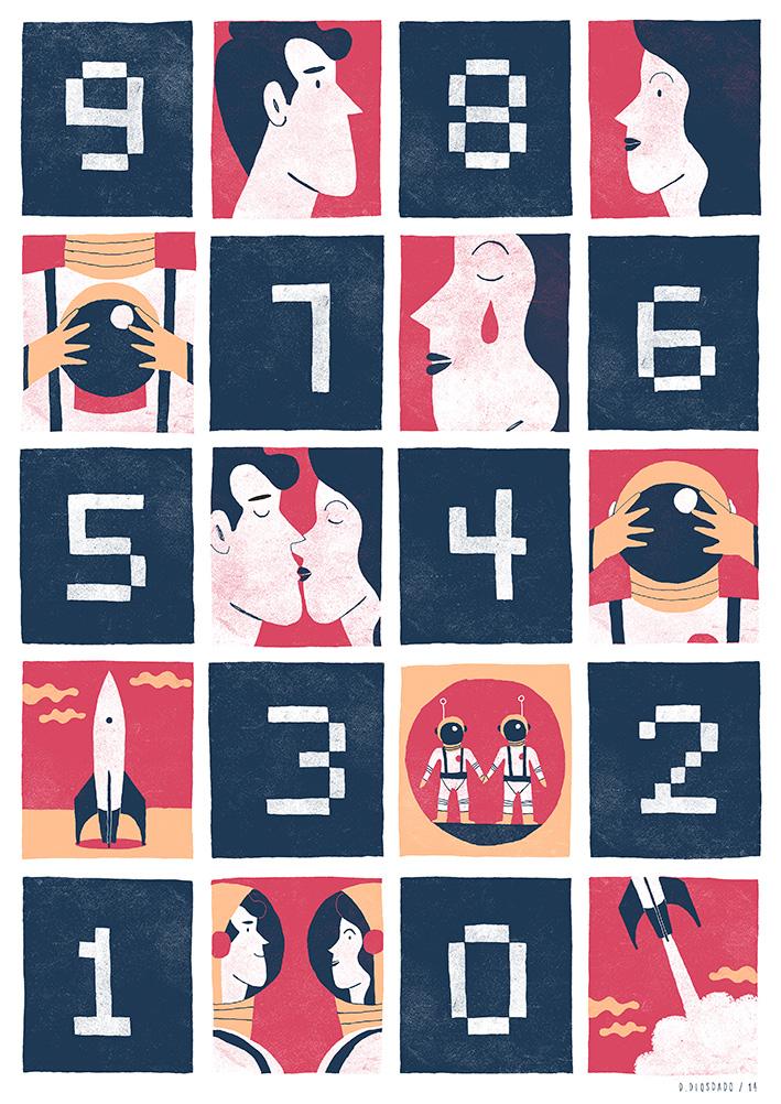 Daniel Diosdado: Final Countdown