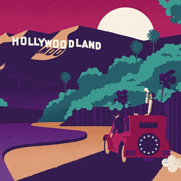 Daniel Diosdado: Europeos en Hollywood. Años 30.