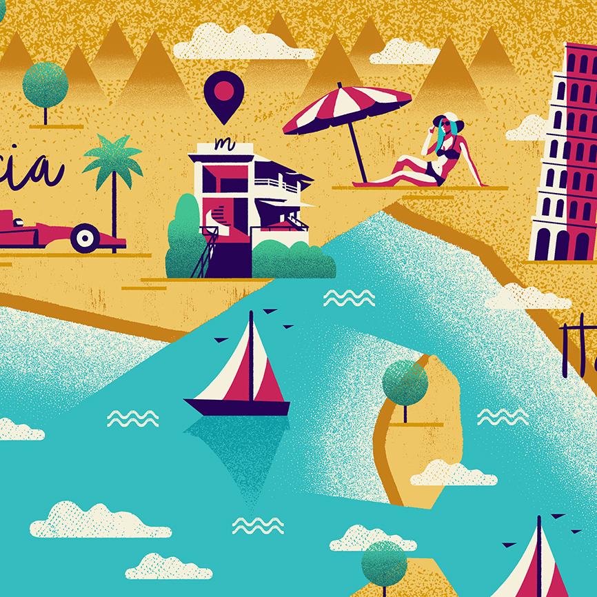 Daniel Diosdado: Mediterráneo