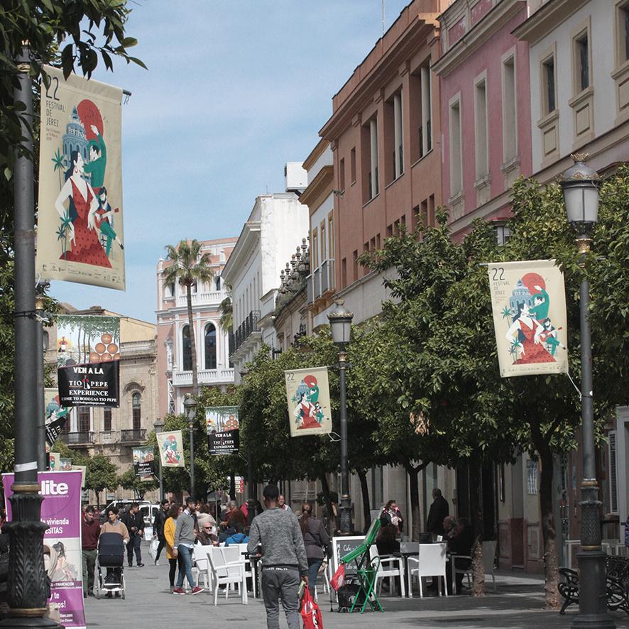 Daniel Diosdado: 22 Festival de Jerez