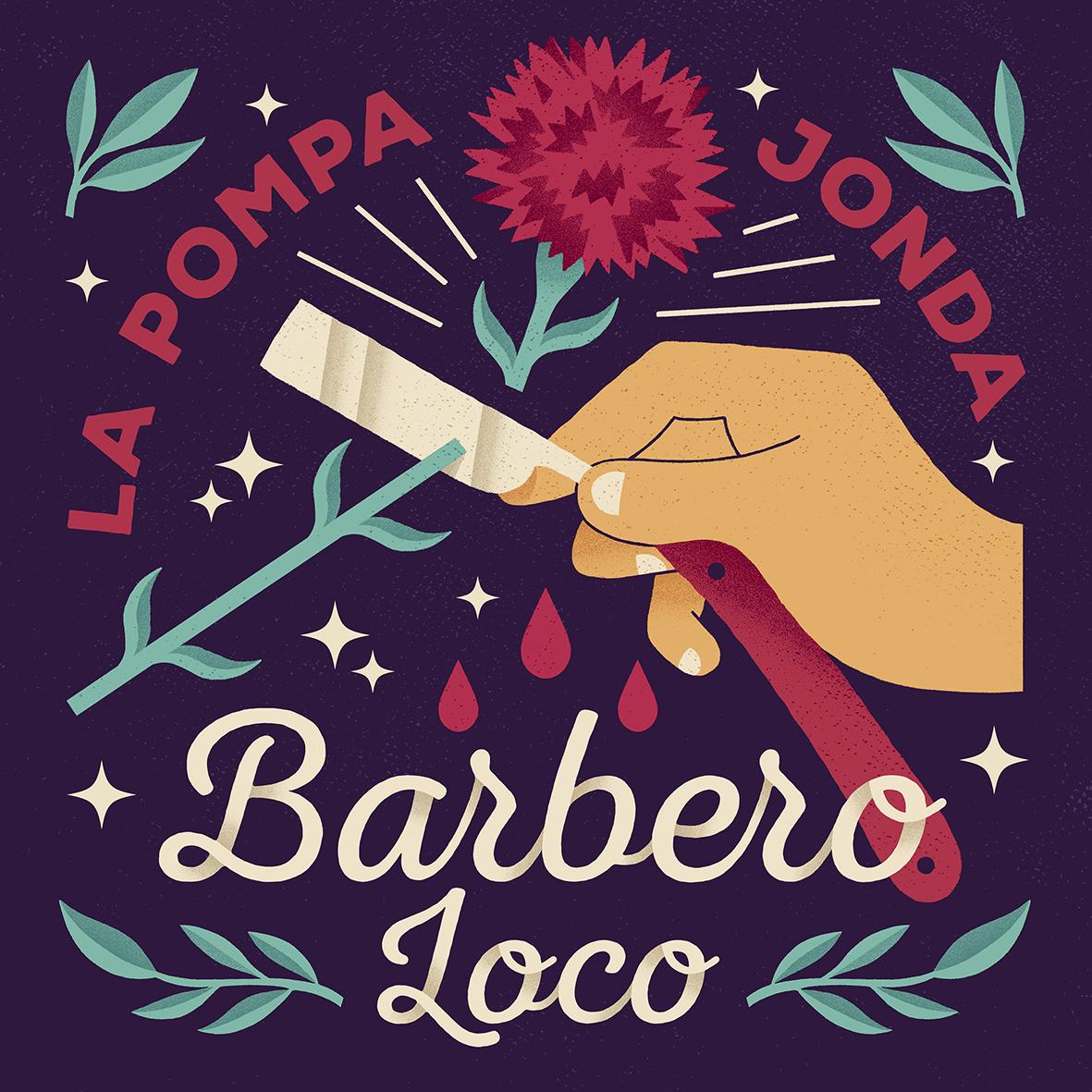 Daniel Diosdado: La Pompa Jonda Singles