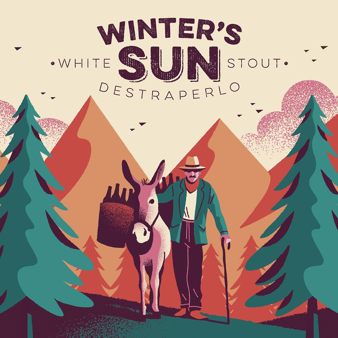 Daniel Diosdado: Winter's Sun
