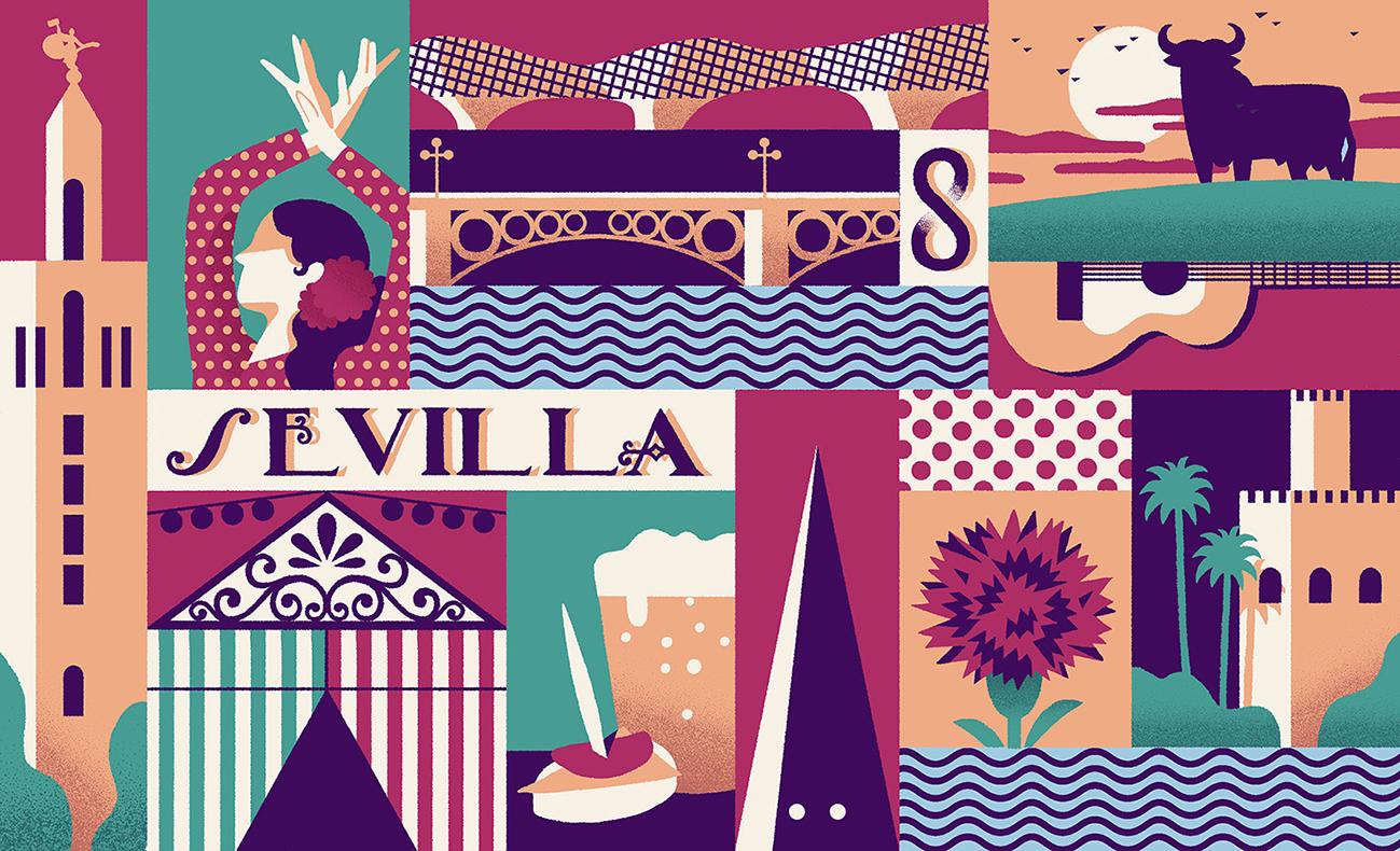 Daniel Diosdado: Sevilla para Gastromic