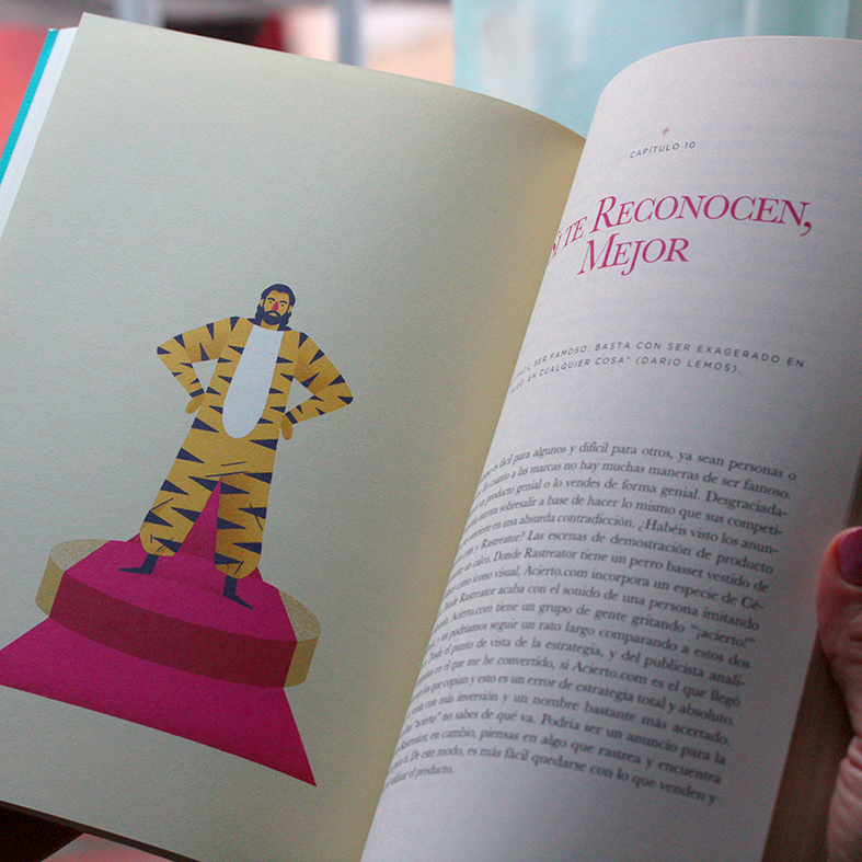 Daniel Diosdado: Superpoderes Creativos