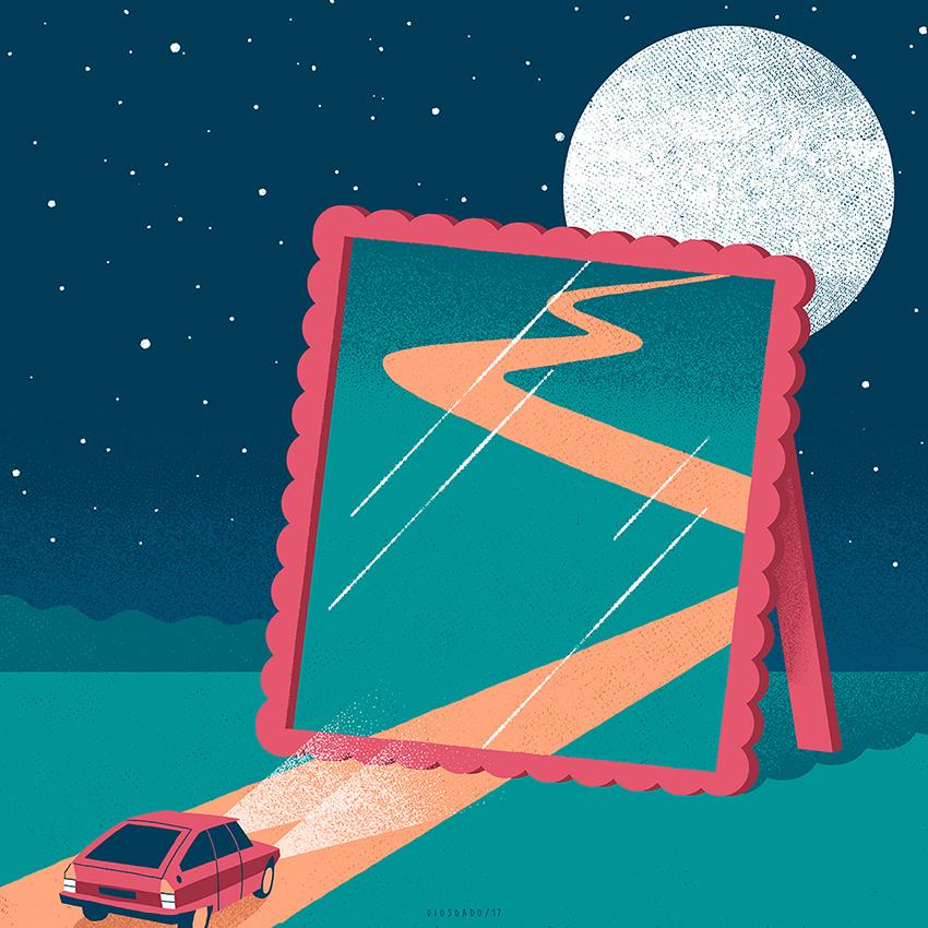 Daniel Diosdado: Moon Road