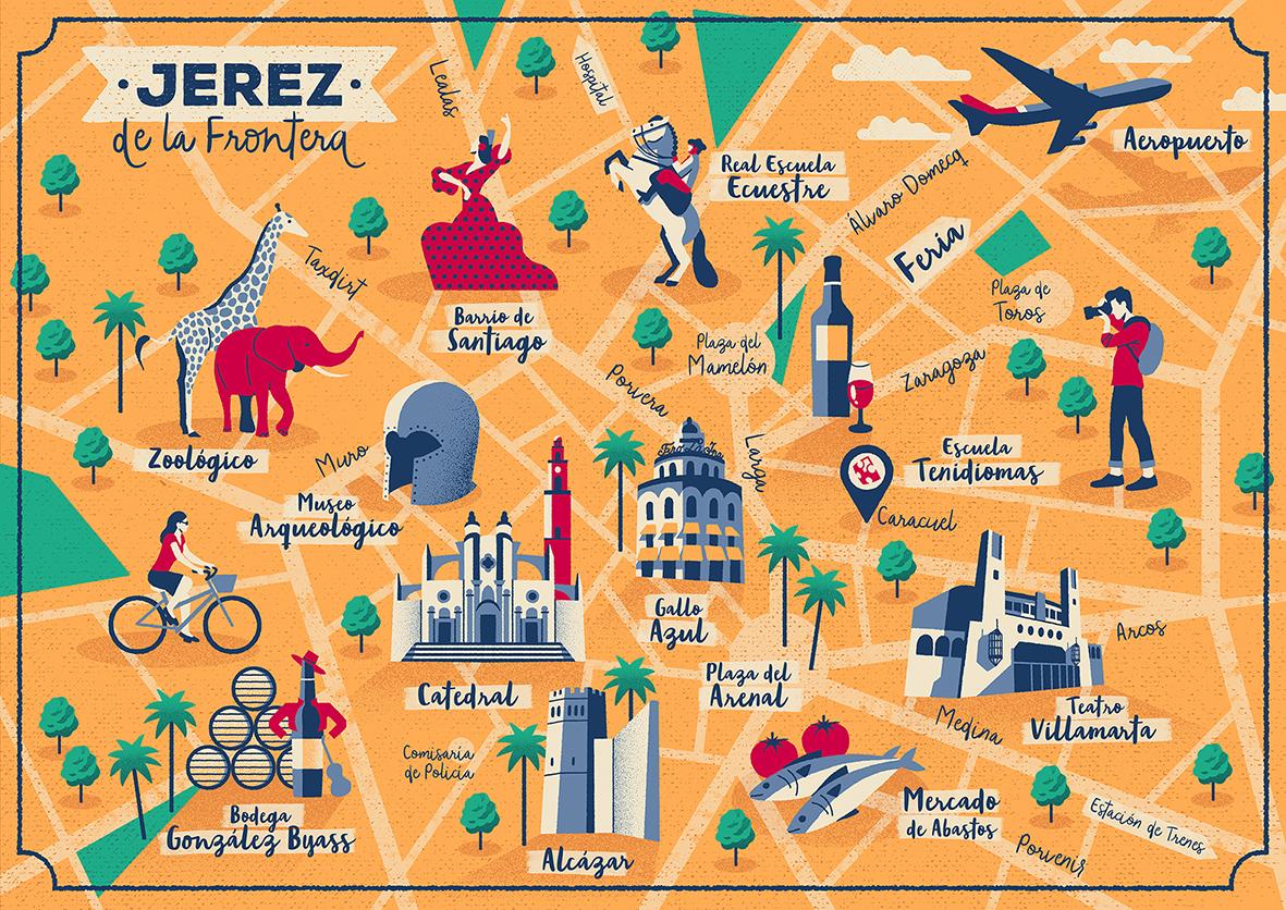 Daniel Diosdado: Jerez