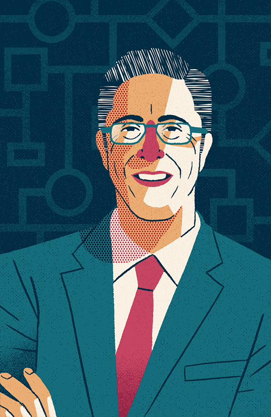 Daniel Diosdado: Revista Retina