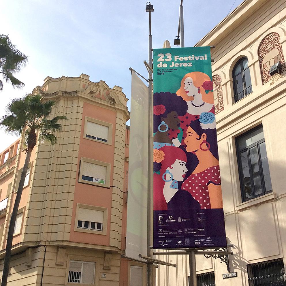 Daniel Diosdado: 23 Festival de Jerez