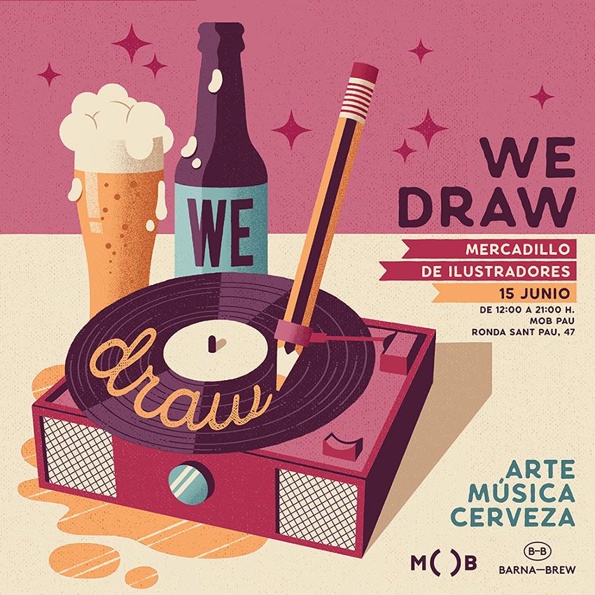 Daniel Diosdado: We Draw