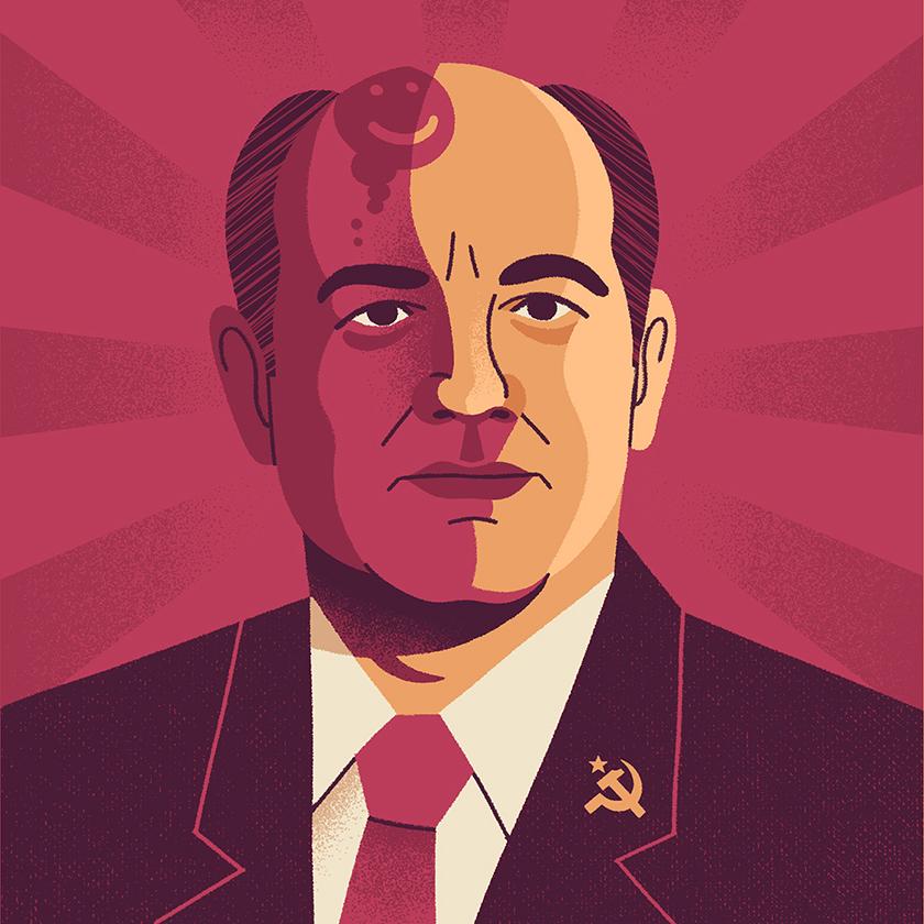 Daniel Diosdado: Gorbachov. Luces y sombras de un camarada