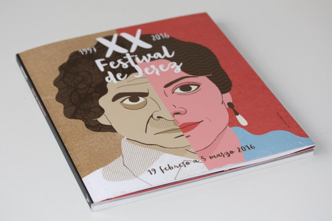 Daniel Diosdado: XX Festival de Jerez