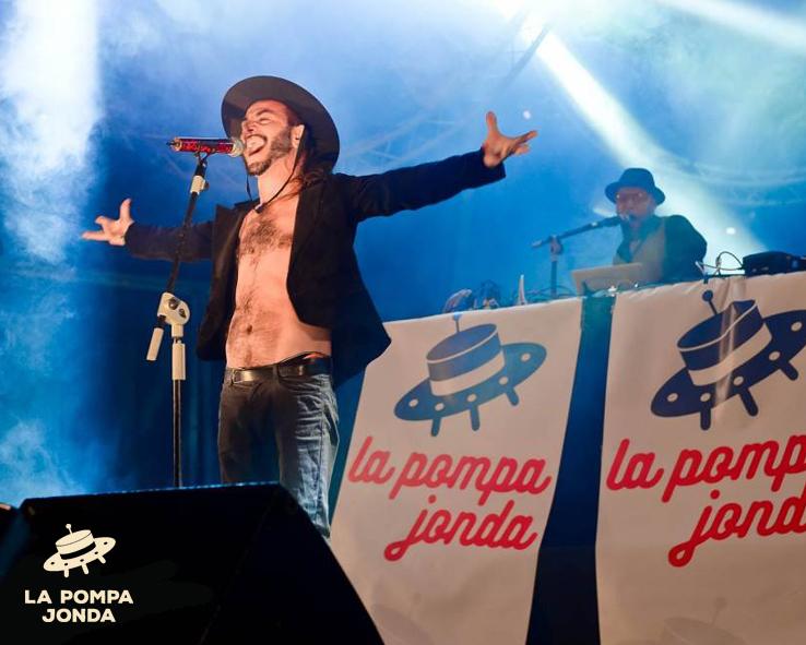 Daniel Diosdado: La Pompa Jonda