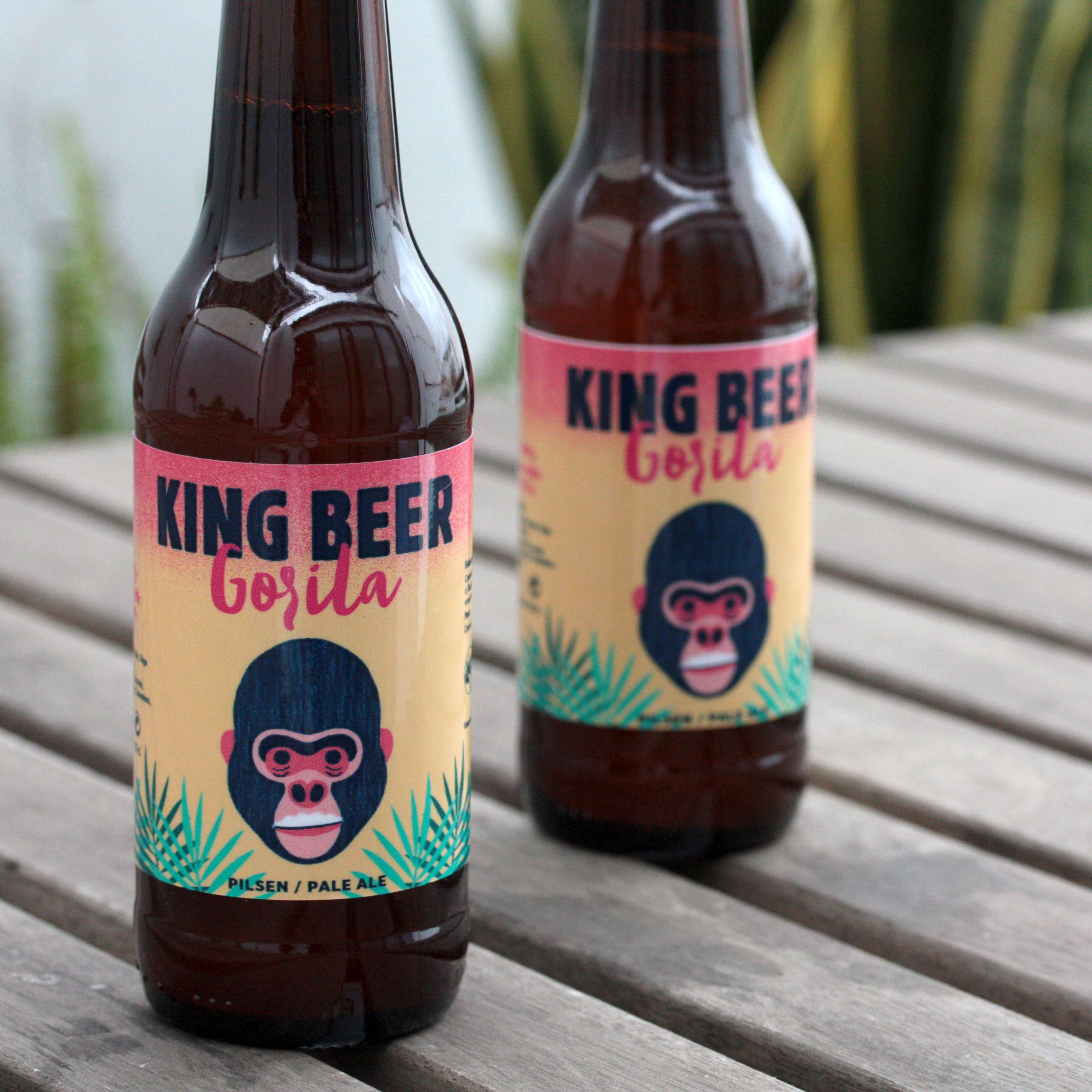 Daniel Diosdado: King Beer Gorila
