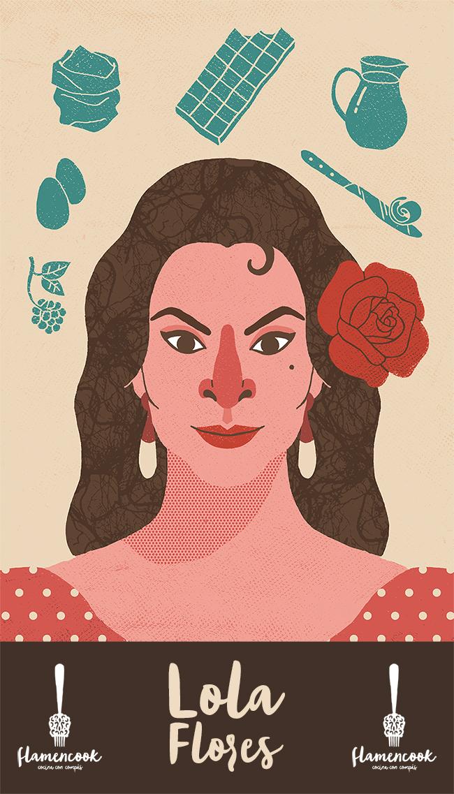 Daniel Diosdado: Flamencook