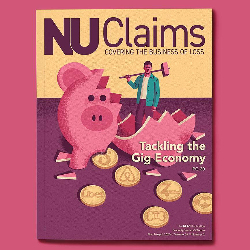 Daniel Diosdado: Gig Economy. NU Claims
