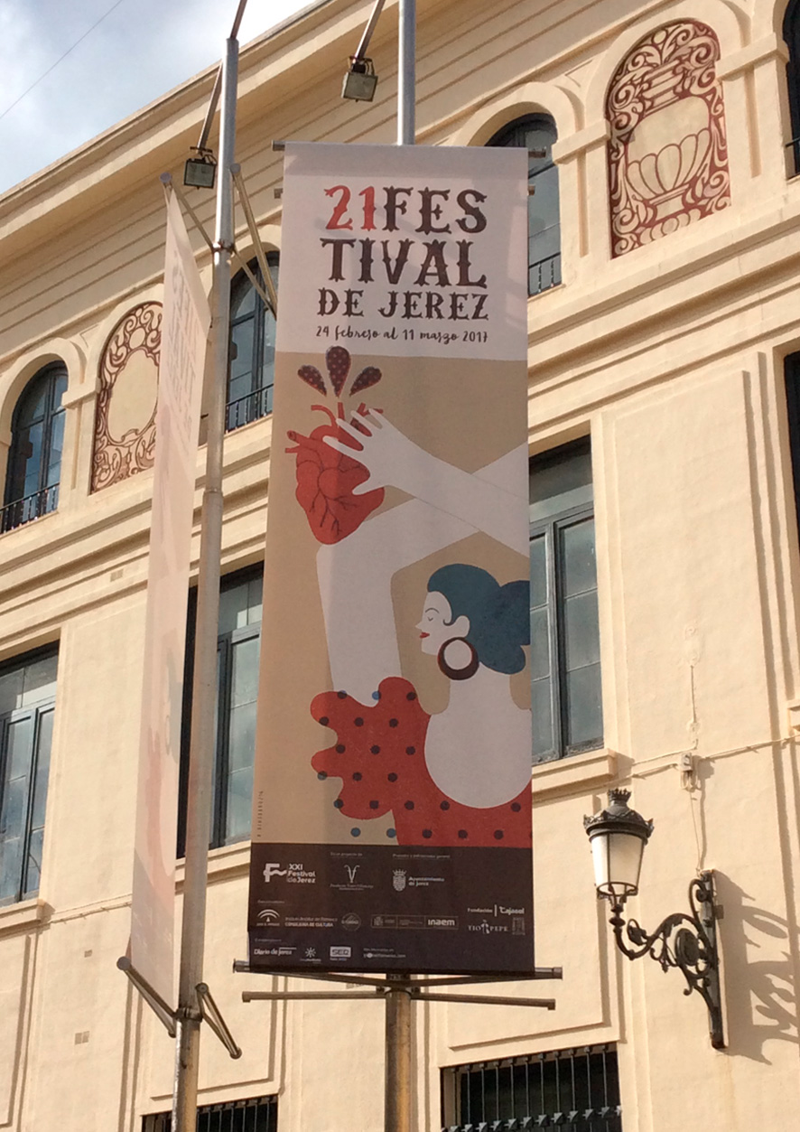 Daniel Diosdado: XXI Festival de Jerez