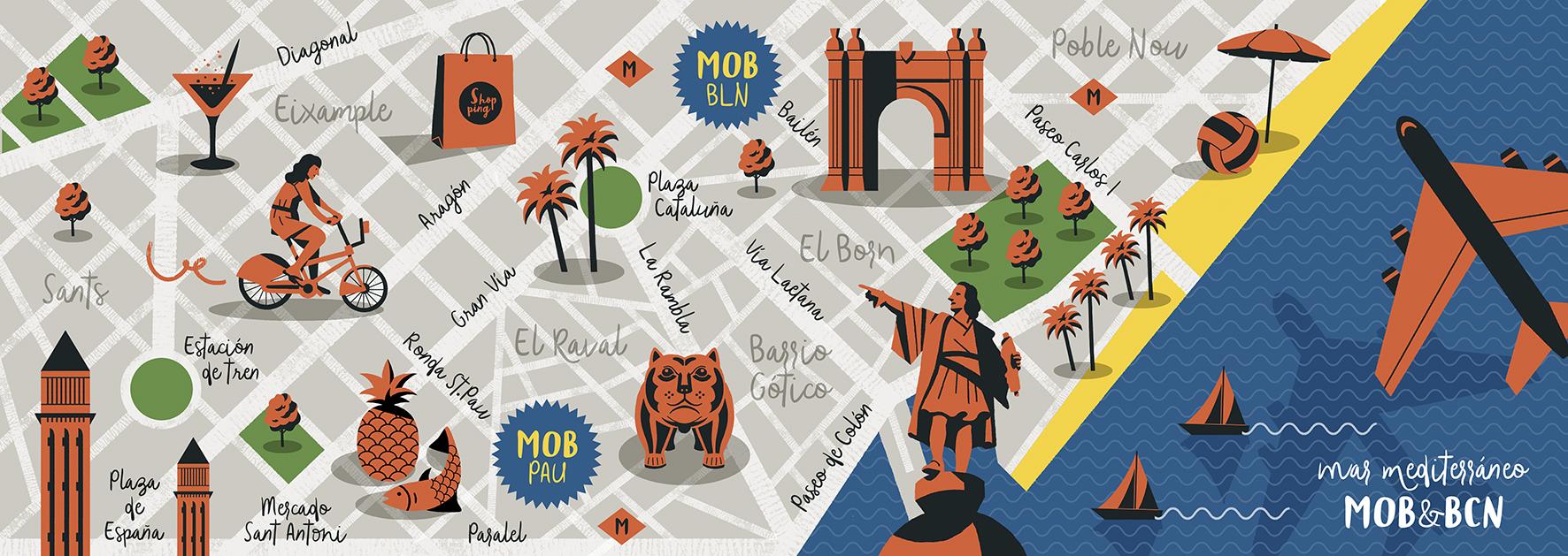 Daniel Diosdado: MOB Barcelona